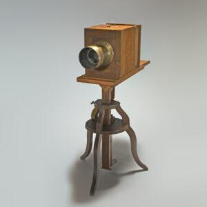 A quoi ressemblaient les premiers appareils photo?