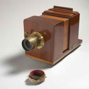 La photographie est inventée