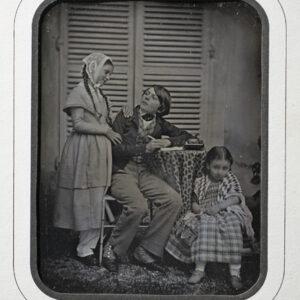 L'atelier du daguerréotypiste