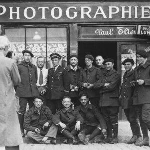 Les photographes ; regards inversés