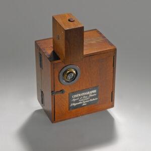 1895 La naissance du cinéma