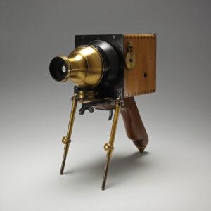 Un «pistolet» pour photographier