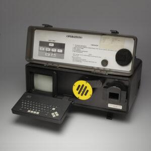 La transmission numérique aux Jeux olympiques de 1984