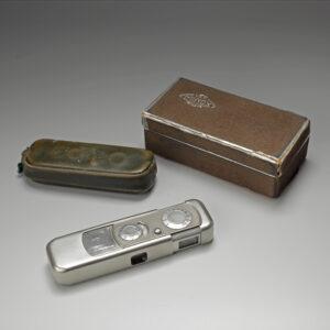 Minox, un très petit appareil au très grand succès