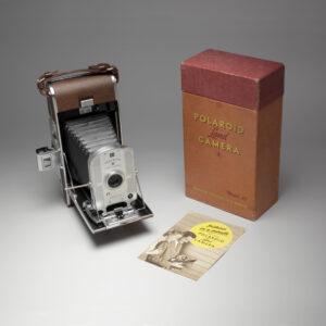 Le Polaroid, un appareil magique