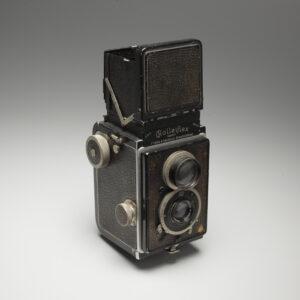 Le Rolleiflex, un appareil malin!
