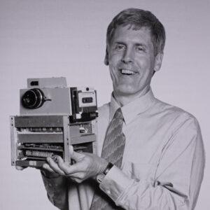 Qui a inventé la photo numérique ?