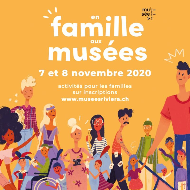 En famille aux musées