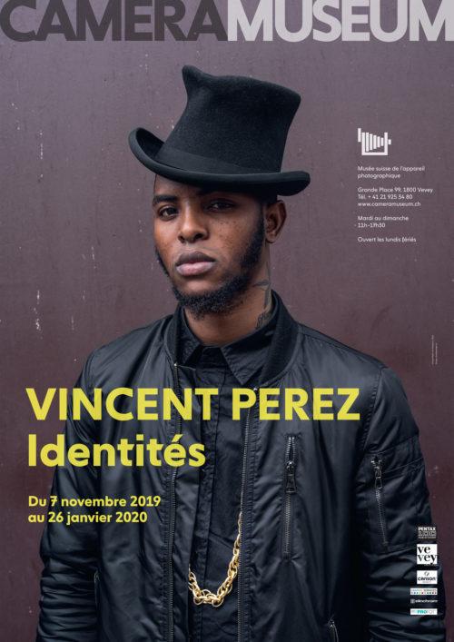Vincent Perez - Identités