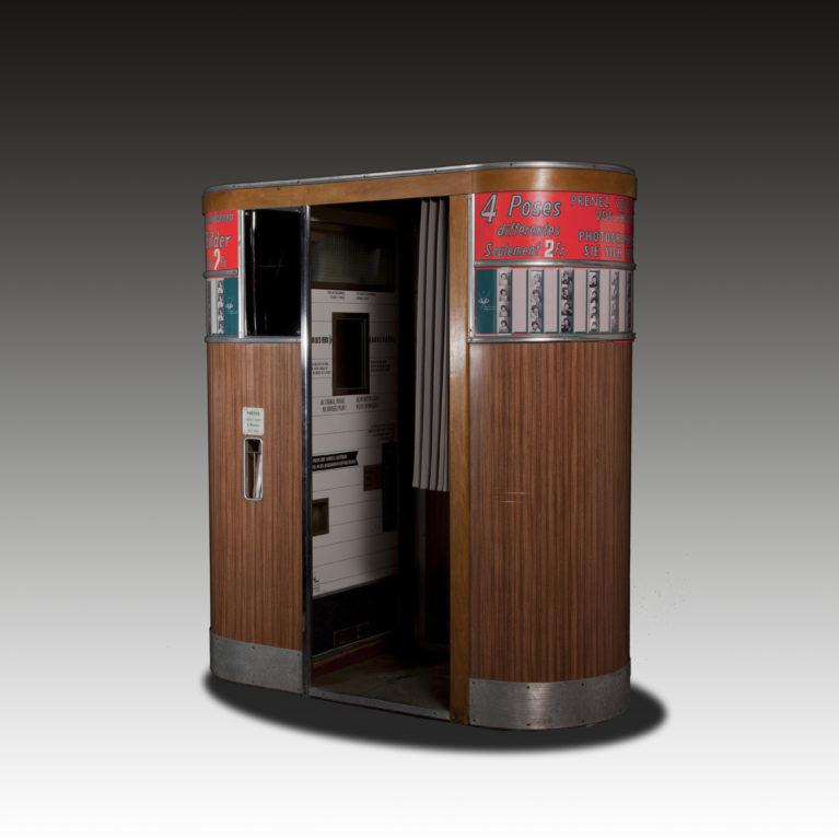 L'automate pour photos passeport