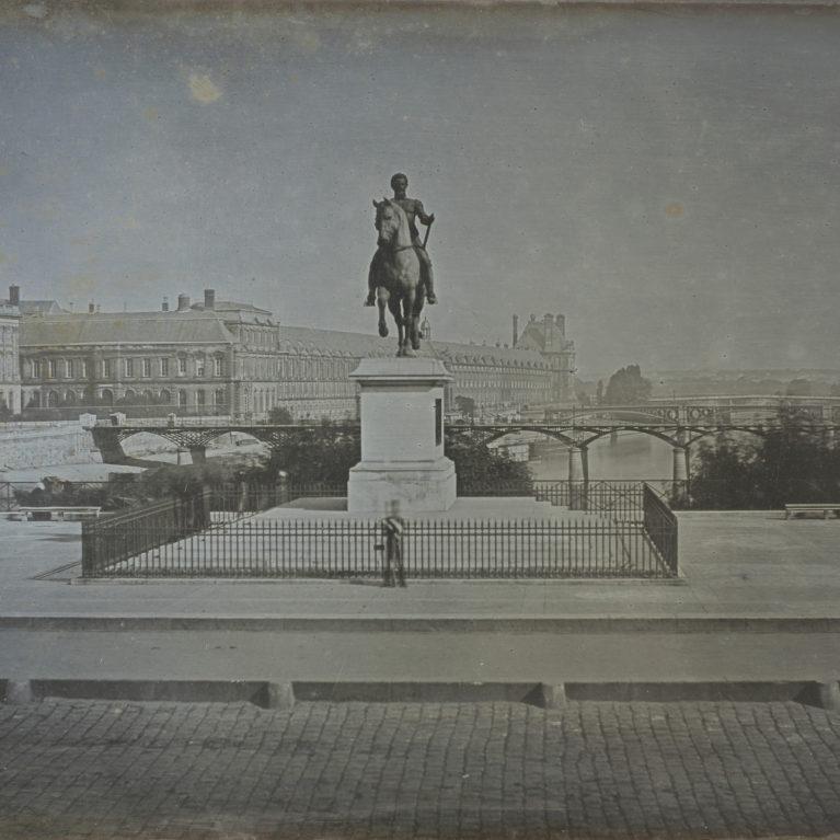 La collection de daguerréotypes du Musée