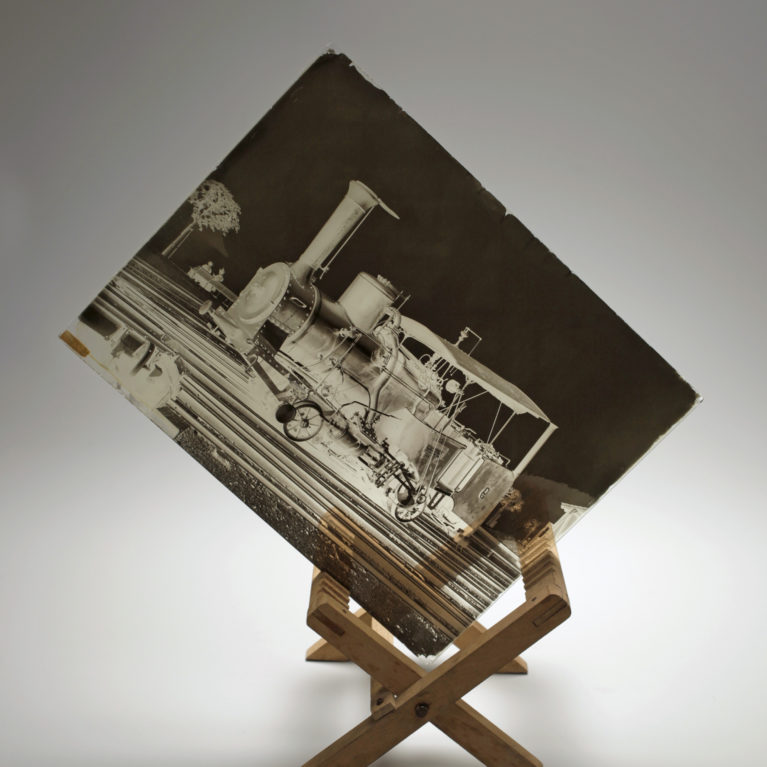 Le collodion humide
