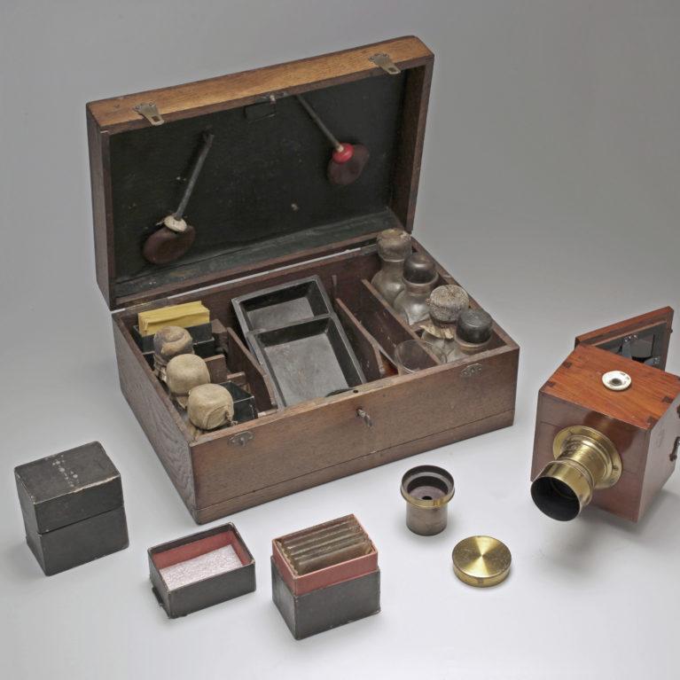 L'appareil laboratoire Dubroni