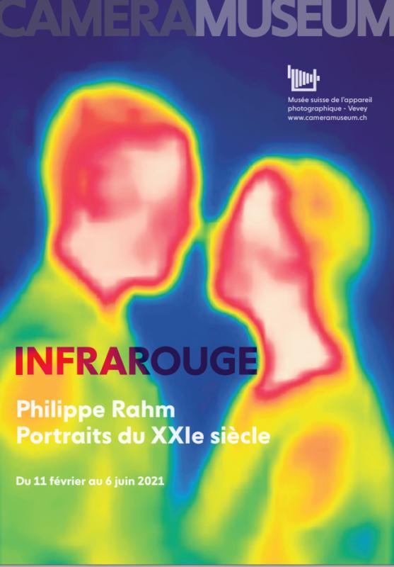 INFRAROT Philippe Rahm Porträts des 21. Jahrhunderts